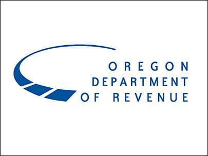 Oregon department of revenue