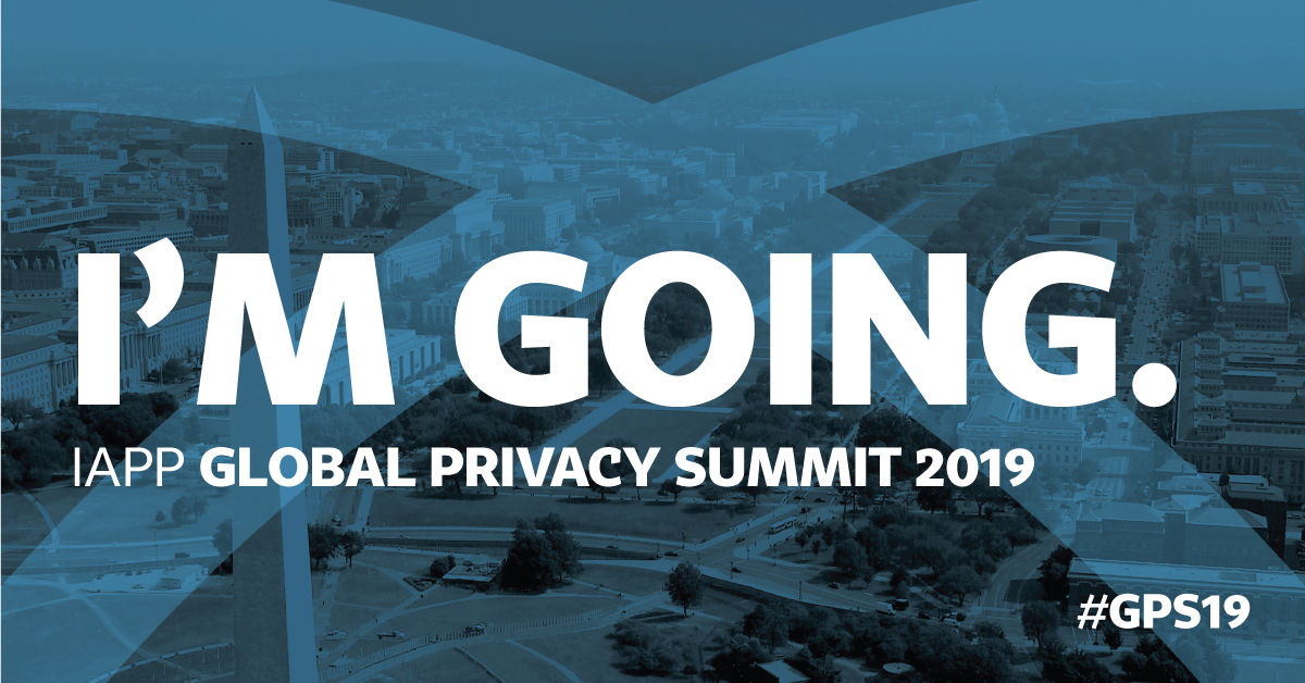 KUMA To Play Integral Role at IAPP Global Privacy Summit 2019