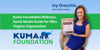 Kuma Foundation Releases Miss Virginia Social Media Guide