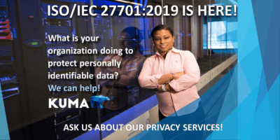 What ISO/IEC 27701:2019 Means for Your PII Data