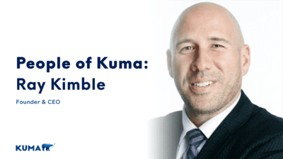 People of Kuma - Ray Kimble