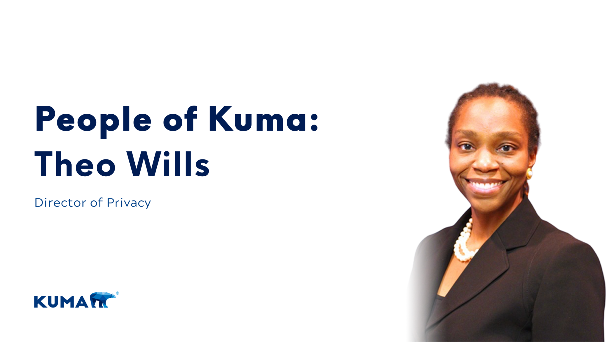 People of Kuma – Theodora Wills