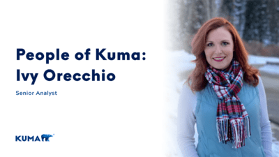 People of Kuma - Ivy Orecchio