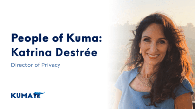 People of Kuma - Katrina Destrée