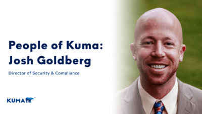 People of Kuma- Josh Goldberg